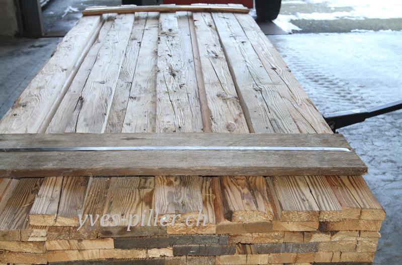 Planches délignées vieux bois 1 # Planche Vieux Bois