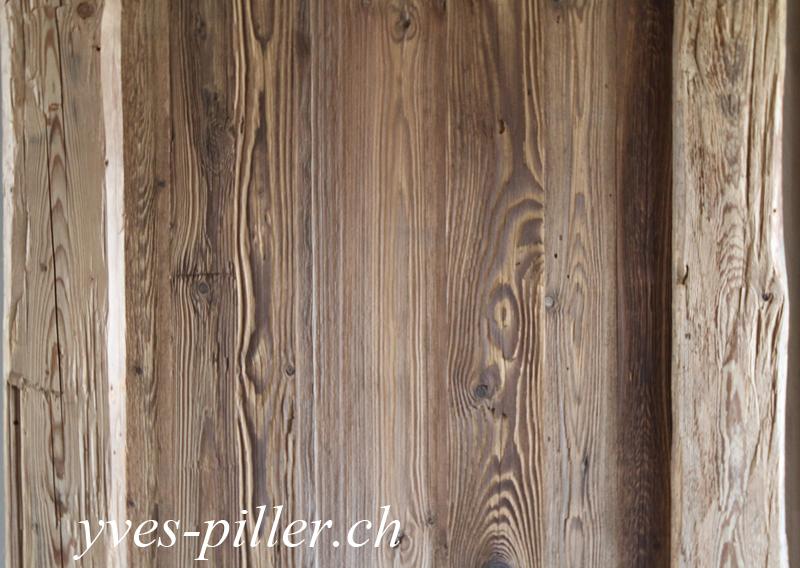 Bardage brun vieux bois 3-3